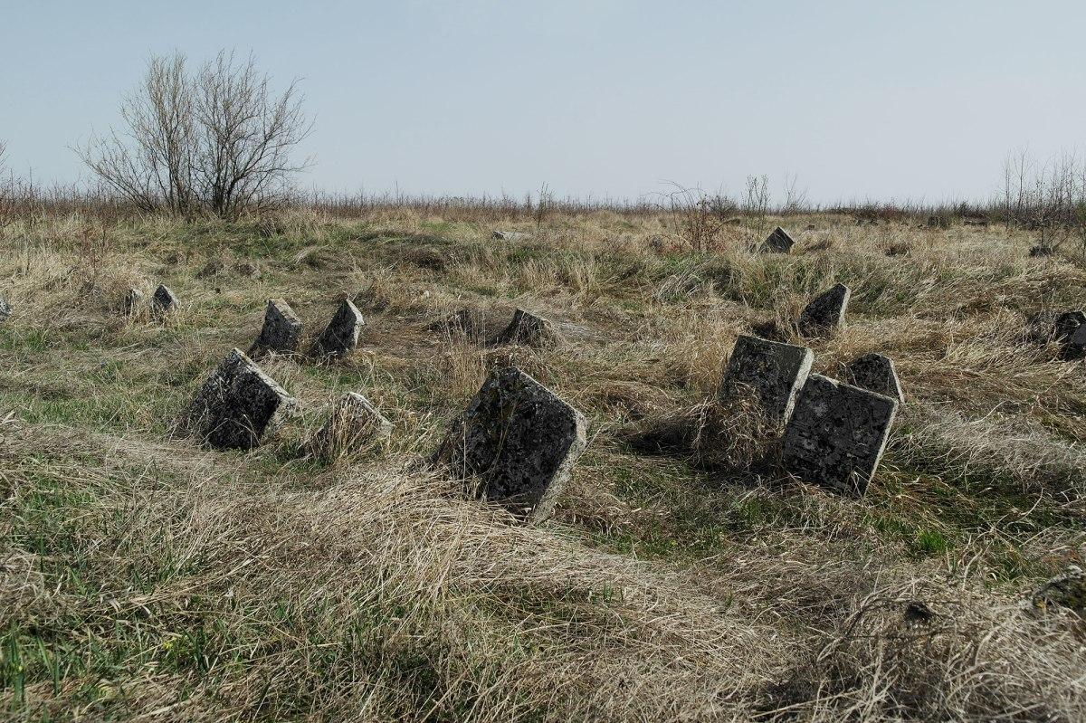 Briceni - Jewish cemetery