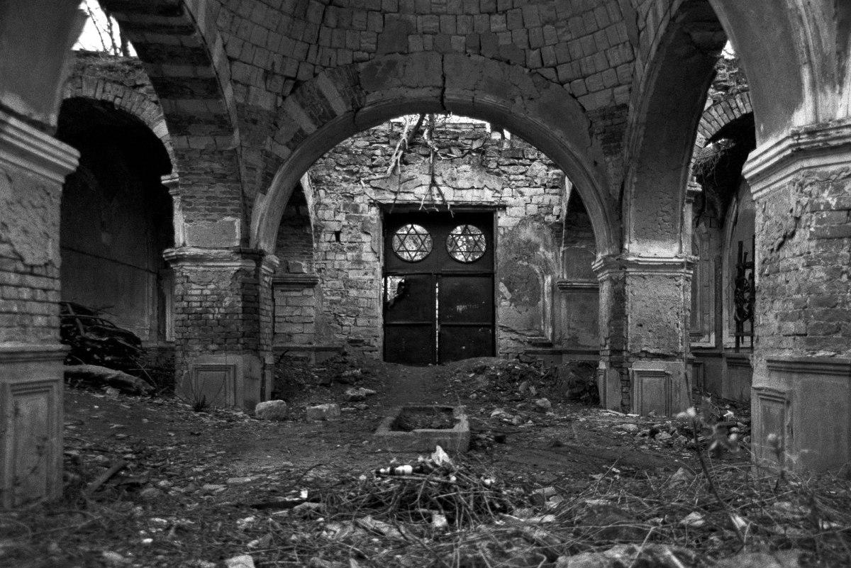Chişinău Jewish cemetery - mortuary