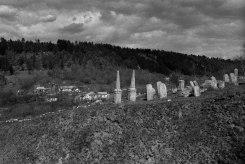 Mohyliv-Podilskyi Jewish cemetery