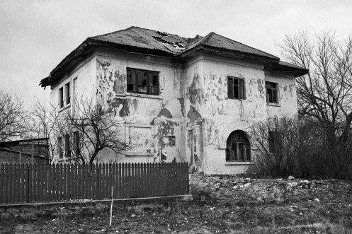 Tirgul Vertiujeni - former Jewish home