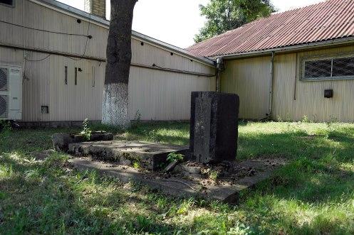Zastavna Jewish cemetery