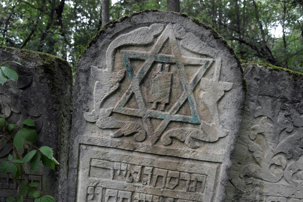Snyatin Jewish cemetery