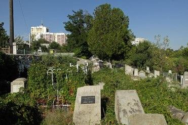 Rybnitsa Jewish cemetery