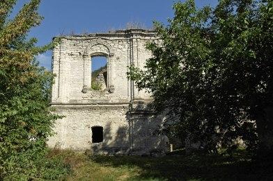 Raşcov (Rashkov) synagogue