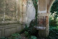Chişinău Jewish cemetery - mortuary hall