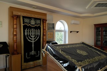 Belz - prayer room
