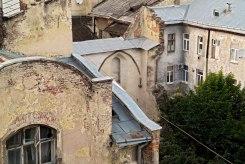 Golden Rose synagogue, Lviv, Ukraine