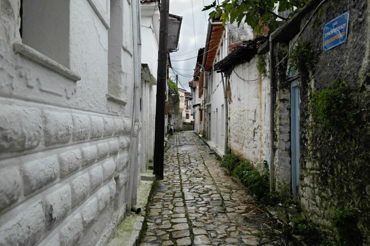 Ioannina old town, former Jewish quarter