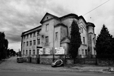 Sniatyn synagogue