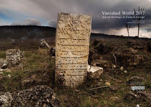 Vadul-Raşcov Jewish cemetery, Bessarabia