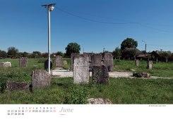 Belz Jewish cemetery, Galicia