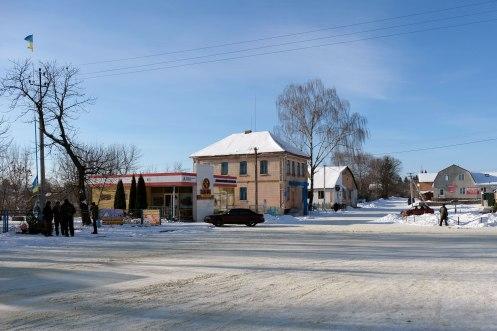 Mizoch - town center