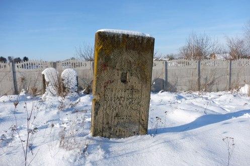 Mizoch - Jewish cemetery