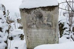 Shchyrets Jewish cemetery
