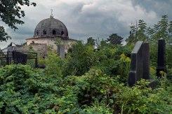 Czernowitz (Chernivtsi) Jewish cemetery, Ukraine