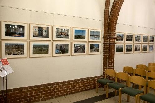 Photo exhibition in Berlin Friedrichshain