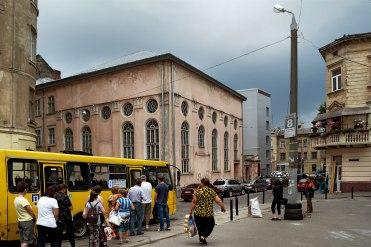 Lviv, Jakob Glanzer Shul, Ukraine