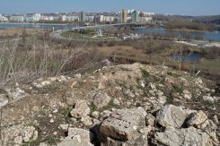 Rezina Jewish cemetery, Moldova