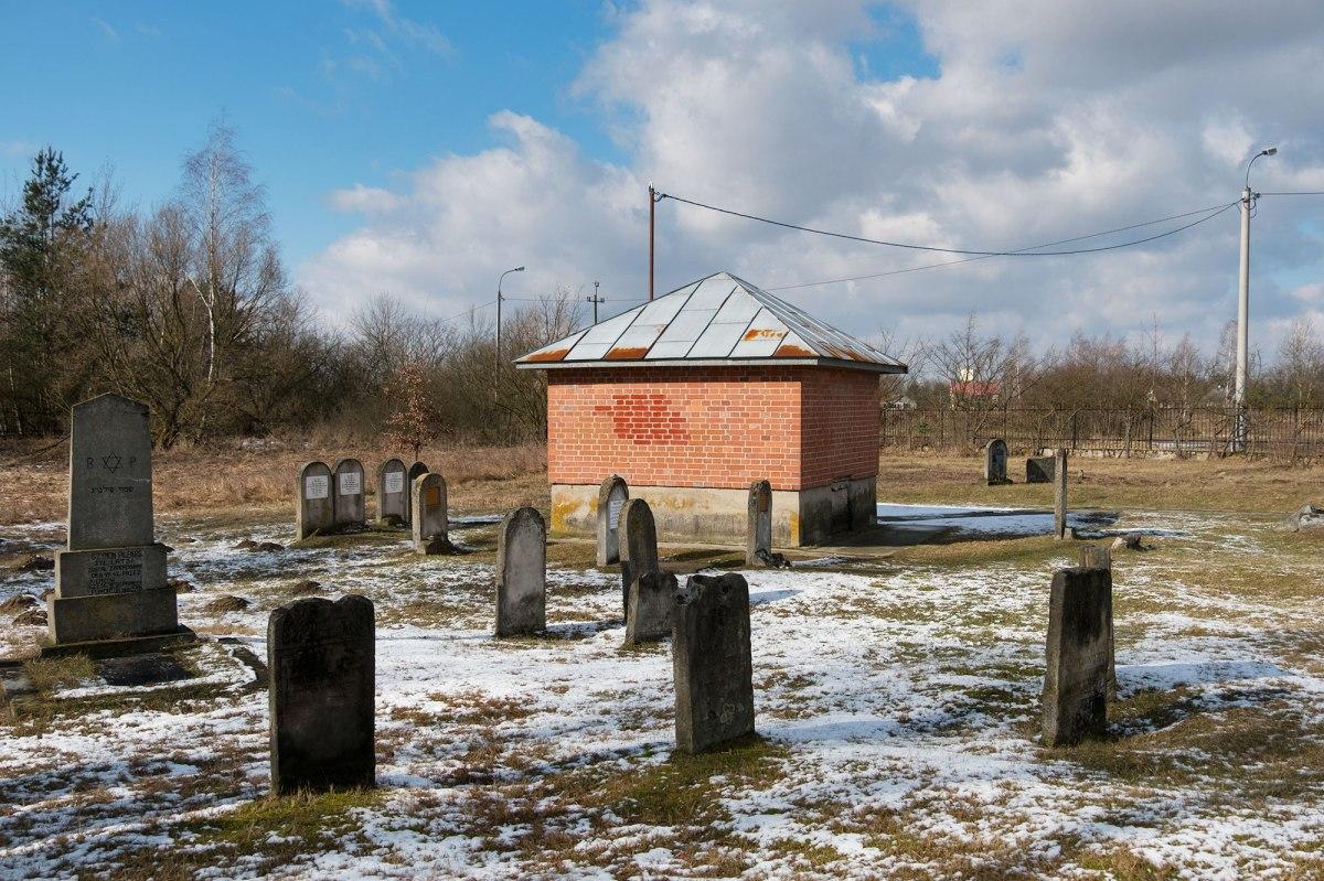 Góra Kalwaria Jewish cemetery