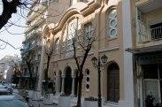 Thessaloniki synagogue