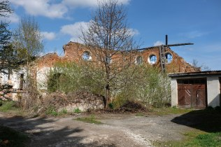 Berezhany synagogue