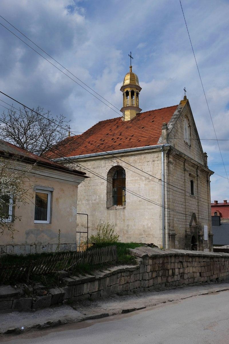 Berezhany - Armenian church