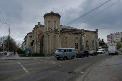Chortkiv - New Synagogue