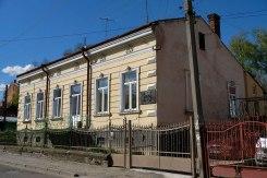 Drohobych - home of Bruno Schulz