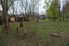 Hrymailiv - former Jewish cemetery