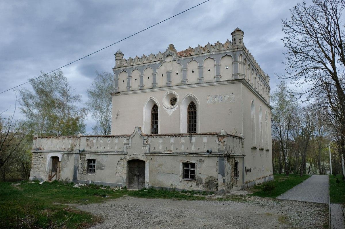 Husiatyn synagogue