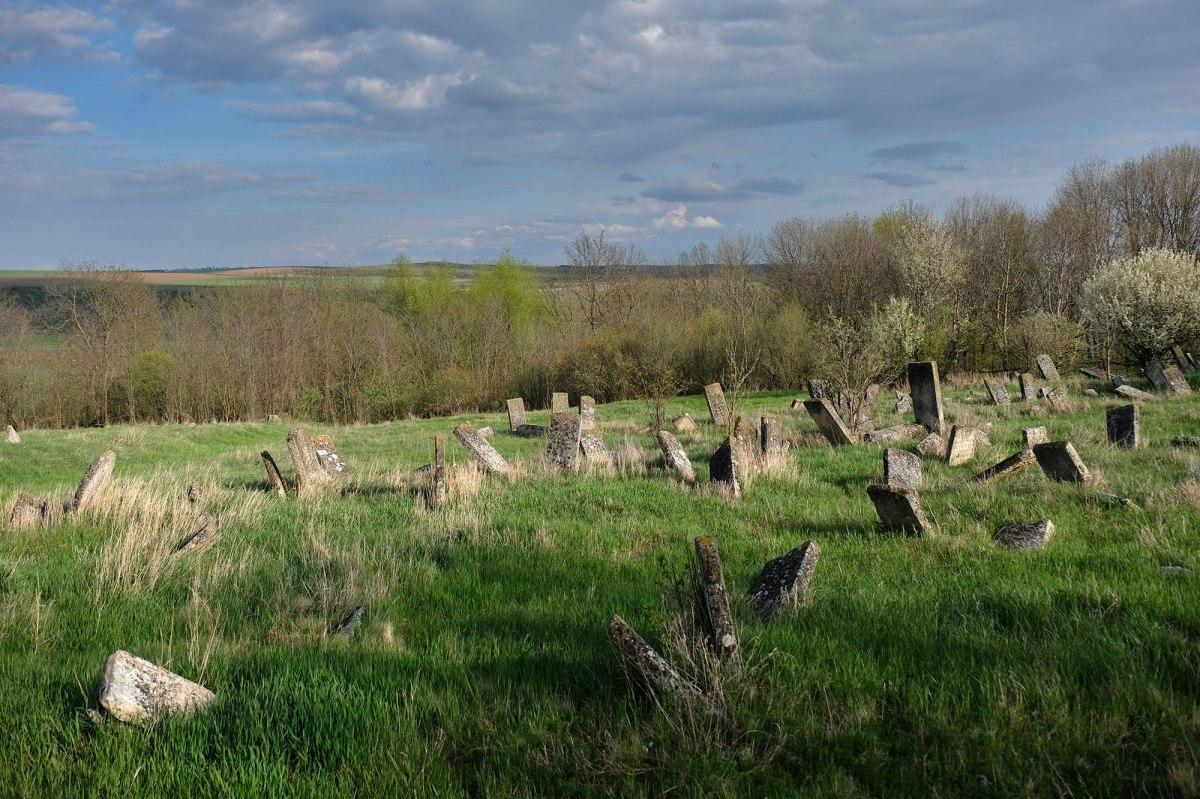 Korolivka Jewish cemetery