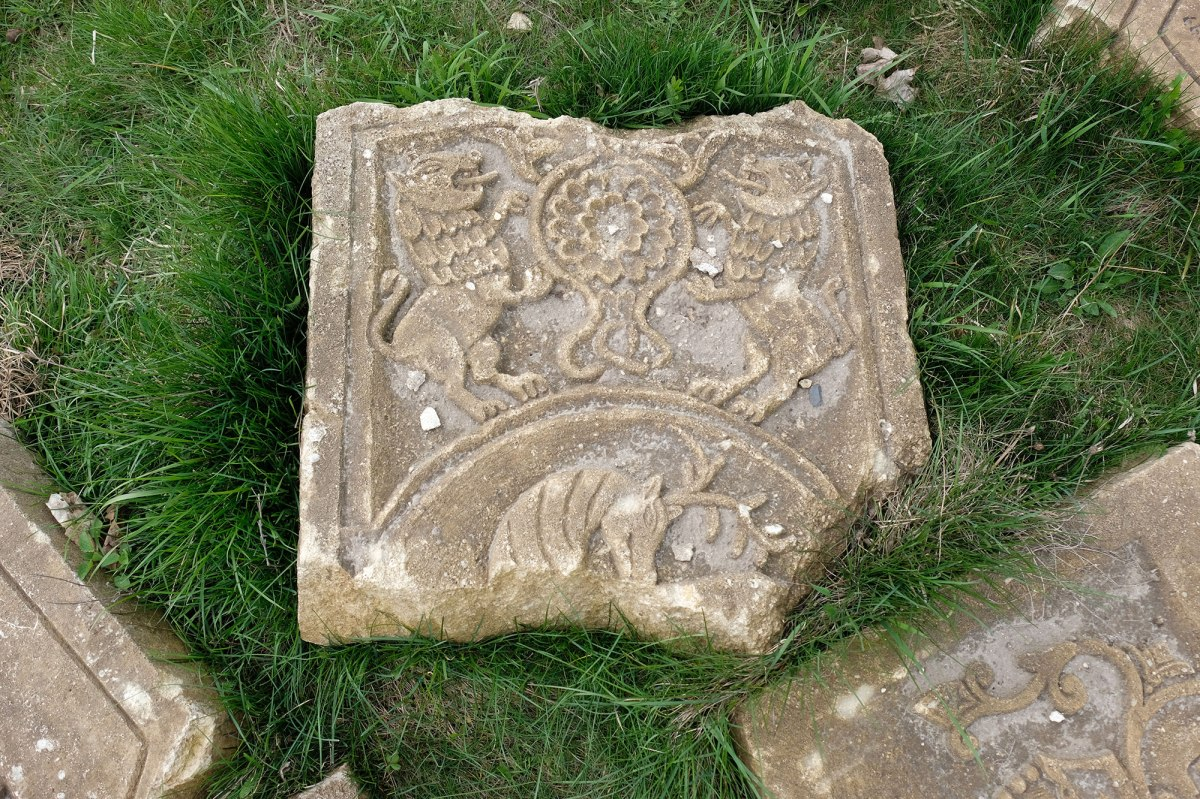 Rohatyn - old Jewish cemetery