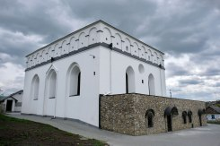 Sataniv synagogue