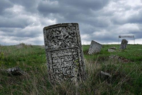 Sataniv Jewish cemetery