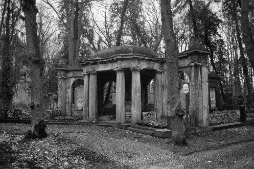 Berlin Weißensee, Jewish cemetery