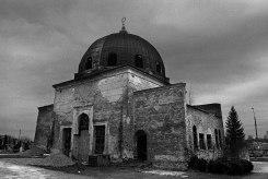 Chernivtsi (Czernowitz) Jewish cemetery, Bukovina, Ukraine, 2015