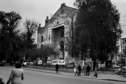 Great Synagogue, Drohobych, Galicia, Ukraine, 2012