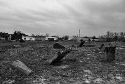 Karczew Jewish cemetery, south of Warsaw