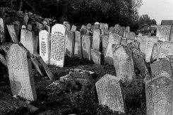 Jewish cemetery, Stare Kuty, Galicia, Ukraine, 2013