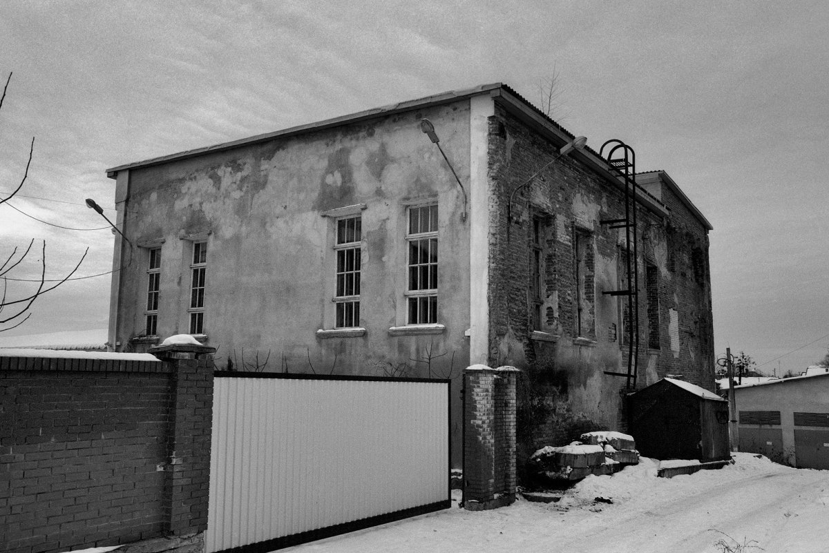 Rozdil synagogue, Galicia, Ukraine