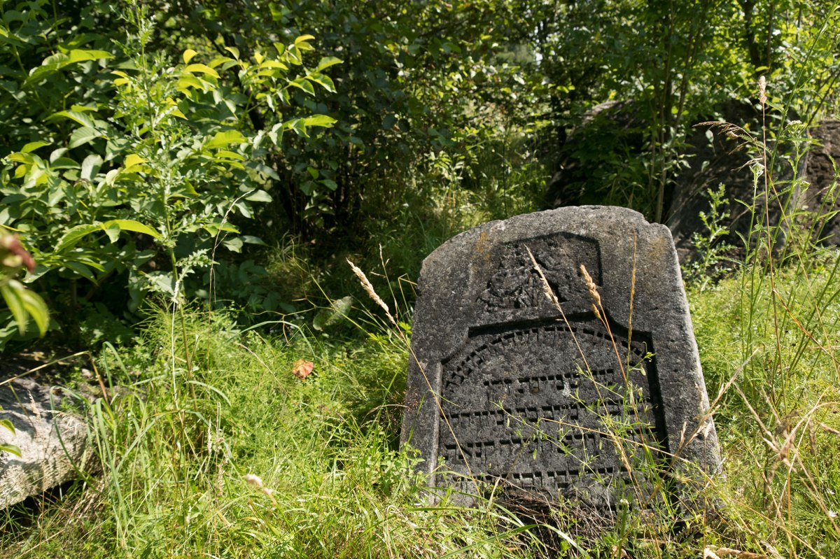Lysets Jewish cemetery