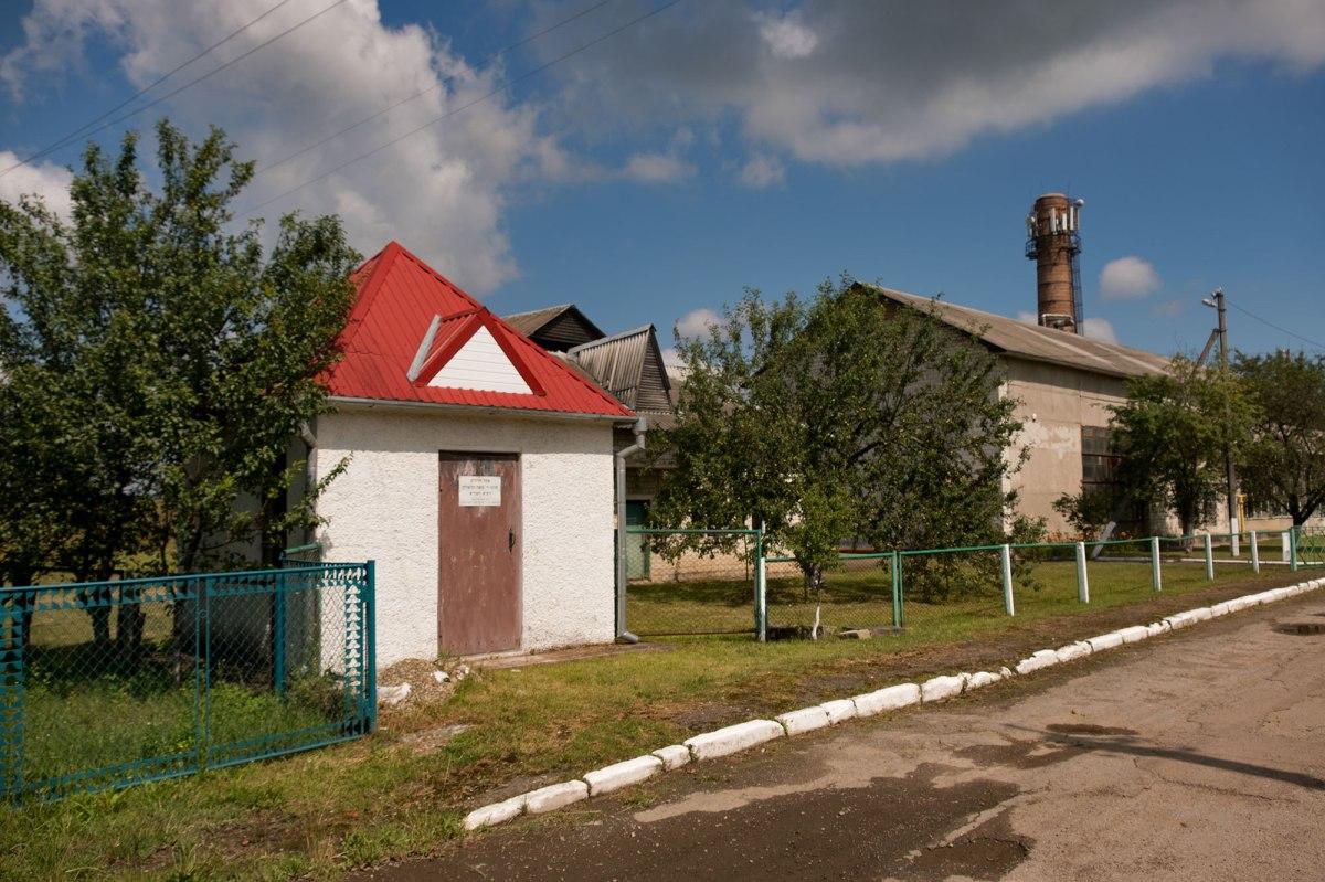 Bohorodchany Jewish cemetery
