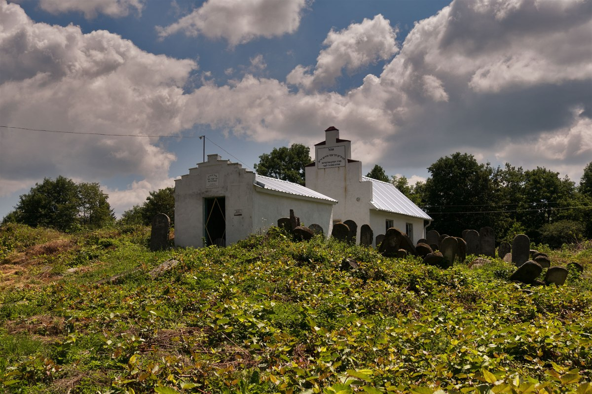 Nadvirna Jewish cemetery