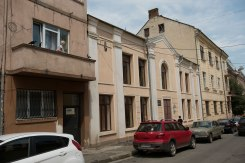 Chernivtsi (Czernowitz) - Choral Synagogue, now a gym