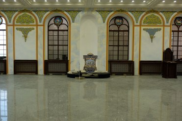 Sadagora - renovated synagogue of the Hasidic court