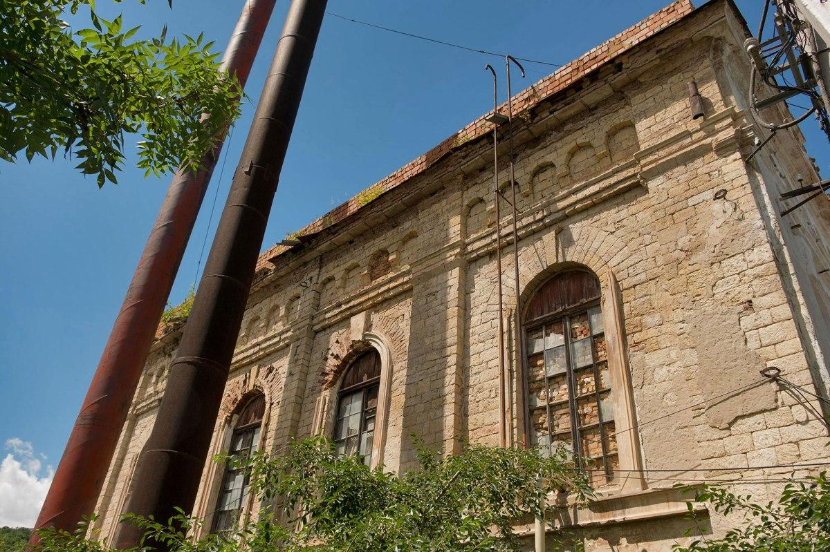 Zalishchyky synagogue