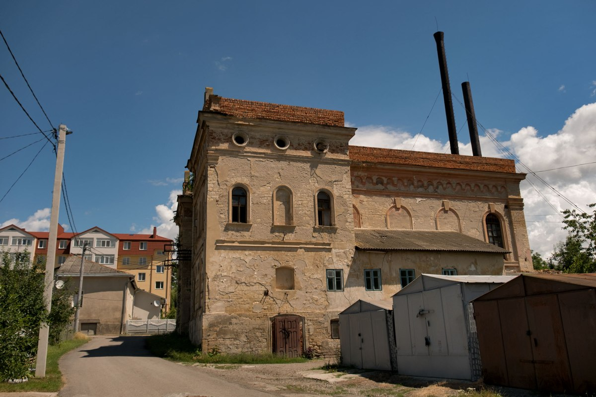 Zalishchyky synagogue