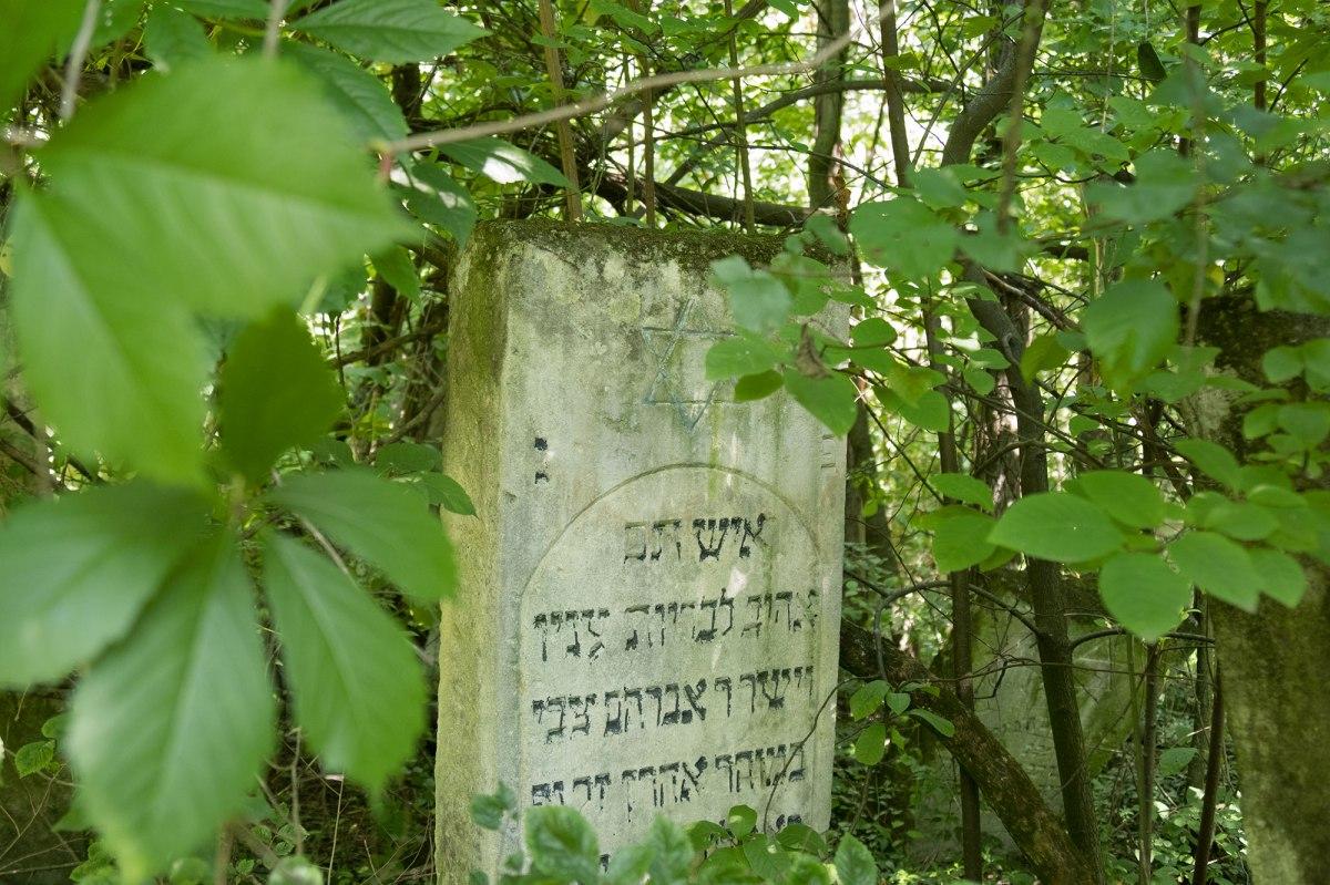 Sniatyn Jewish cemetery
