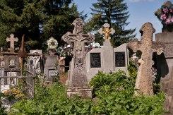 Sniatyn Christian cemetery