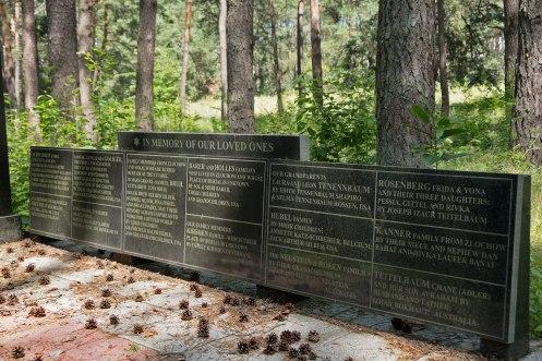 Mass grave site between Zolochiv and Sasiv